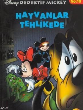 Dedektif Mickey - Hayvanlar Tehlikede