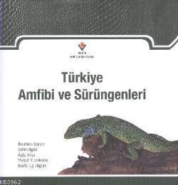 Türkiye Amfibi ve Sürüngenleri (Ciltli) - İkinci El (Yeni Gibi)