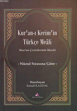Kur'an-ı Kerim'in Türkçe Meali