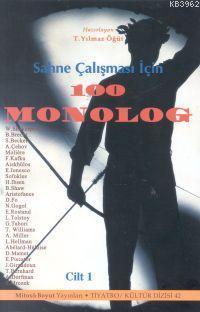 100 Monolog 1 (Yabancı Oyunlar)