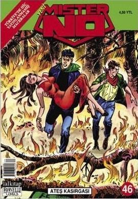 Yeni Mister No Sayı: 46  Ateş Kasırgası