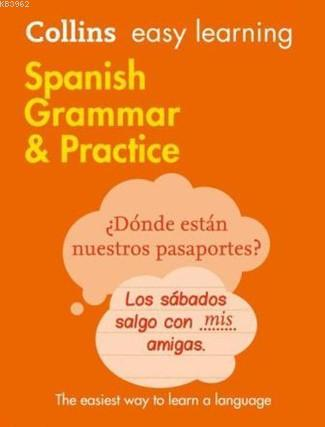 Easy Learning Spanish Grammar and Practice; [Second edition]