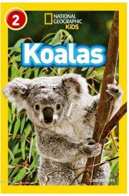 Koalas (Readers 2); National Geographic Kids