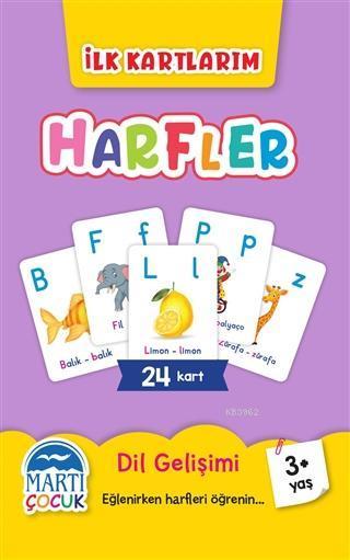 İlk Kartlarım - Harfler