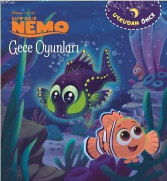 Uykudan Önce Kayıp Balık Nemo - Gece Oyunları