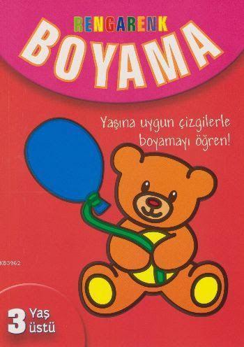 Rengarenk Boyama (3+ Yaş)