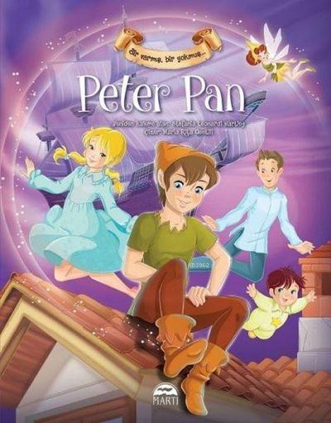 Bir Varmış Bir Yokmuş - Peter Pan