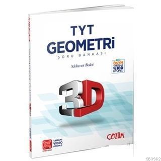 Çözüm TYT 3D Geometri Soru Bankası Yeni