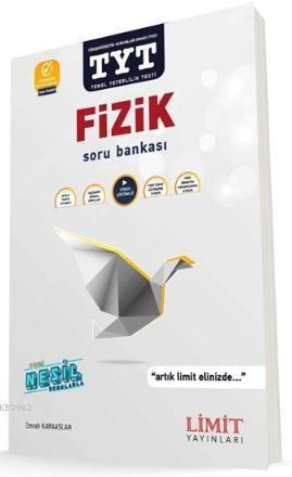 Limit Yayınları TYT Fizik Soru Bankası Limit