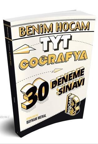 2020 TYT Coğrafya 30 Deneme Sınavı Benim Hocam Yayınları