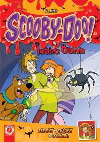 Scooby-Doo! İle İngilizce Öğrenin 9.Kitap; Scooby ve Shaggy İle Oynayın