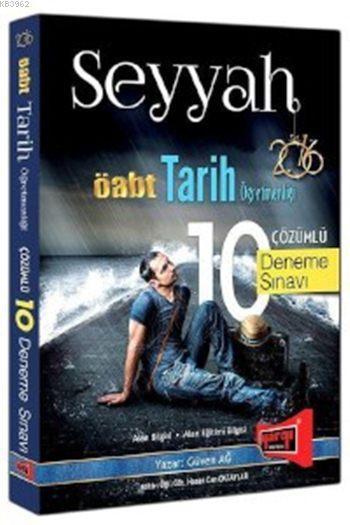 ÖABT Tarih Öğretmenliği Seyyah Çözümlü 10 Deneme Sınavı 2016