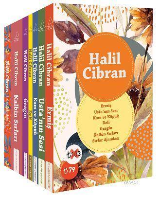 Halil Cibran (7 Takım Set)