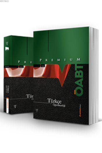 ÖABT Premium Türkçe Öğretmenliği Konu Anlatımlı (2 Cilt) 2016