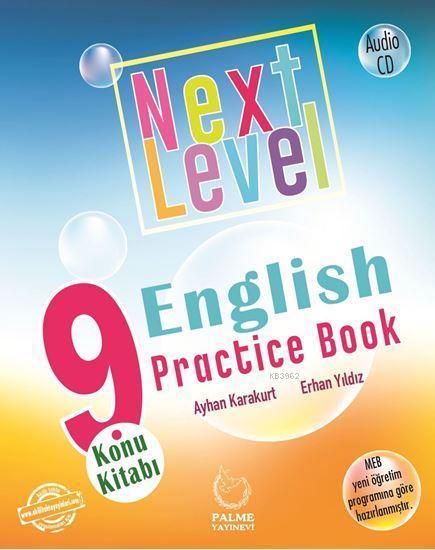 Palme Yayınları 9. Sınıf Next Level English Practice Book Konu Kitabı Palme