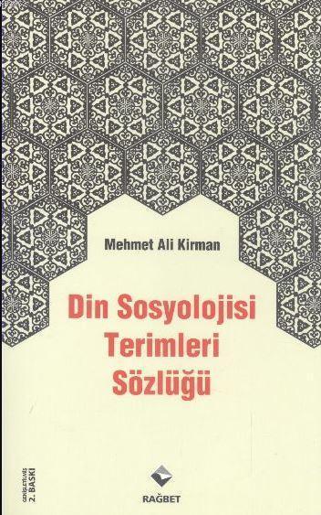 Din Sosyolojisi Terimleri Sözlüğü