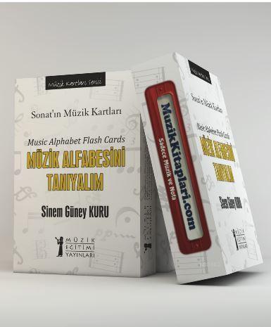 Müzik Alfabesini Tanıyalım - Müzik Kartları Serisi; Sonat'ın Müzik Kartları