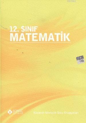 12. Sınıf Matematik
