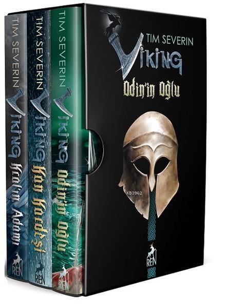 Viking Kutulu Set (3 Kitap); Odin'in Oğlu - Kan Kardeşi - Kral'ın Adamı