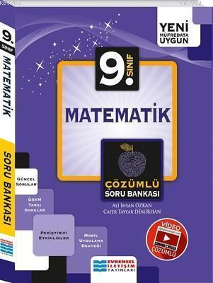 9. Sınıf Matematik Video Çözümlü Soru Bankası