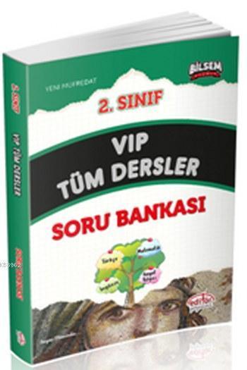 Editör 2. Sınıf VIP Tüm Dersler Soru Bankası