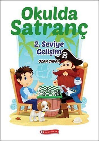 Satranç Boyama Kitabı Ozan çapan 9789757064701 Kitap