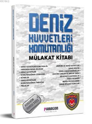 2021 Deniz Kuvvetleri Komutanlığı Çıkmış Sorularla Mülakat Kitabı-Askerim Serisi