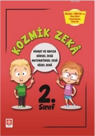 Kozmik Zeka; Bilsem, Tübitak ve Özel Okul Sınavlarına Hazırlık 2.Sınıf
