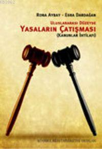Uluslararası Düzeyde Yasaların Çatışması (Kanunlar İhtilafı)