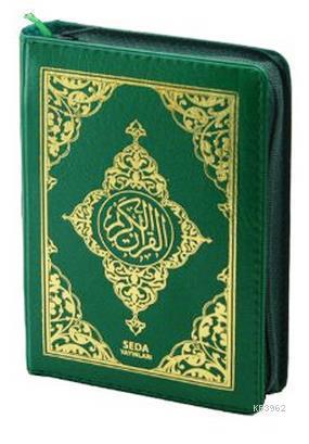 Kur'an-ı Kerim Bilgisayar Hatlı (Cep Boy, Kod: 024) (Fermuarlı Kılıf)