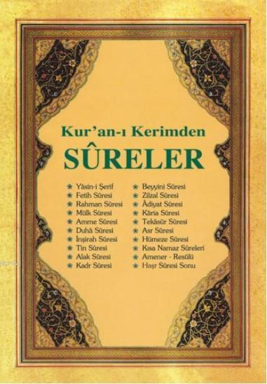 K.Kerim'den Sureler