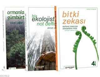Doğayı Anlamak Seti (3 Kitap Takım)