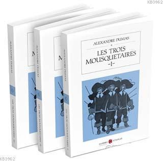 Les Trois Mousquetaires (3 Cilt Takım)