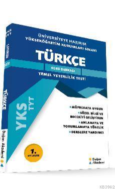 2018 YKS TYT Türkçe Soru Bankası