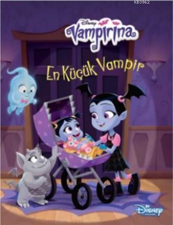 Disney Öykü Sandığım Vampirina En Küçük Vampir