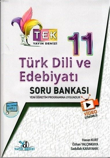 11.Sınıf Tek Vd.Çöz. S.B. Türk Edebiyatı - 2019-20