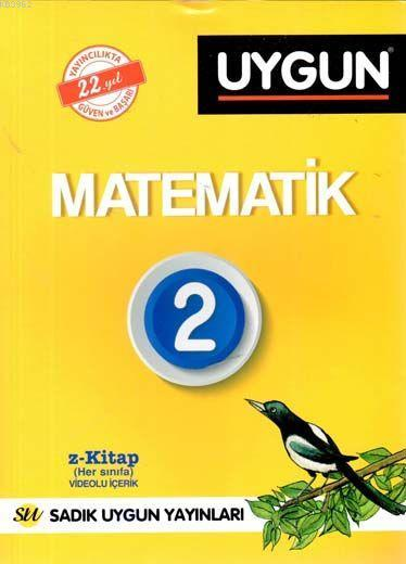 Sadık Uygun Yayınları 2. Sınıf Matematik Sadık Uygun