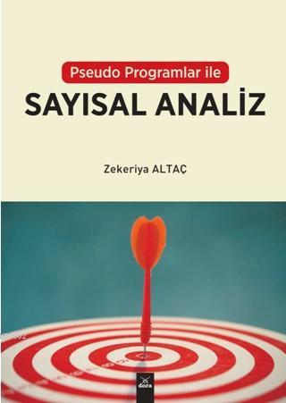 Sayısal Analiz