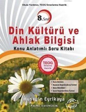 8. Sınıf Din Kültürü ve Ahlak Bilgisi Konu Anlatımlı Soru Kitabı