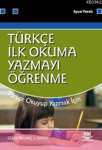 Türkçe İlk Okuma-yazmayı Öğrenme