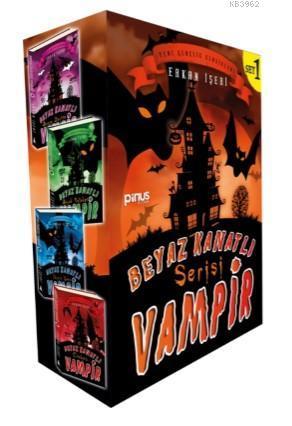 Beyaz Kanatlı Vampir Set - 1