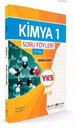 YKS Kimya 1 Soru Föyleri (37 Föy)