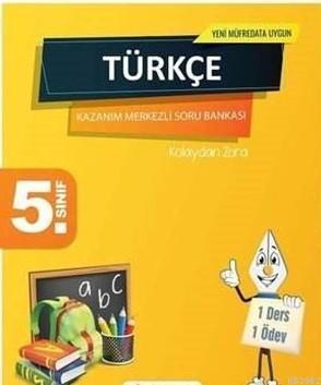 5.Sınıf Türkçe Kazanım Merkezli Soru Bankası