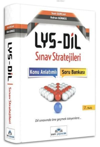 LYS Dil Sınav Stratejileri Konu Anlatımlı Soru Bankası 2018