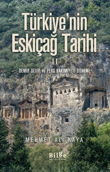 Türkiye'nin Eskiçağ Tarihi 2; Demir Devri ve Pers Hakimiyeti Dönemi