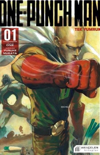 One Punch Man (Cilt 1); Tek Yumruk