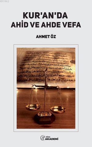 Kur'an'da Ahid ve Ahde Vefa