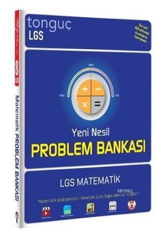 Tonguç LGS Matematik Problem Bankası
