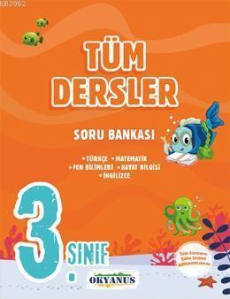 Okyanus Yayınları 3. Sınıf Tüm Dersler Soru Bankası Okyanus Y