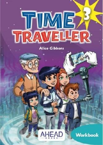 Time Traveller 3 Workbook +Online Games